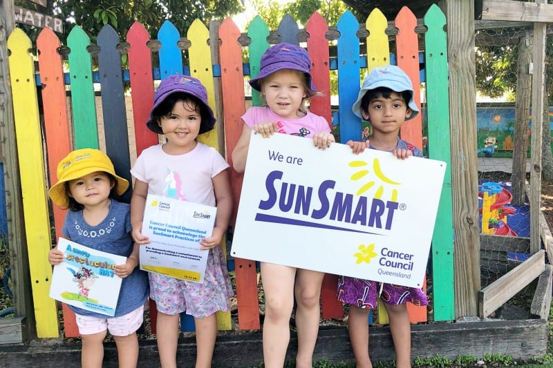 SunRise Kids is Sun Smart!